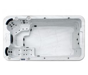 Плавательный Спа Бассейн с противотоком Jazzi Pool Agasis 339С