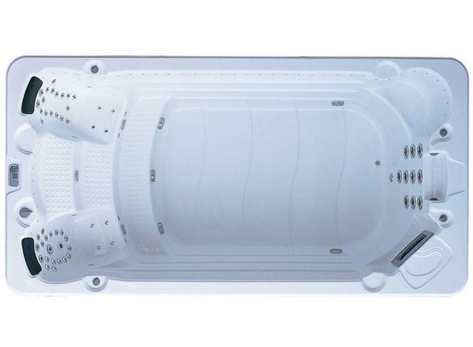 Плавательный Спа-Бассейн с противотоком JNJ SPAS